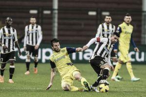 Udinese e Chievo non si fanno male: 1-1