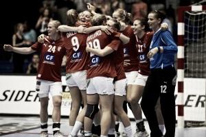Europeo femenino 2016. Historia: Dinamarca y Noruega se reparten el pastel