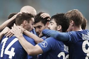 El Dinamo se va al parón más cerca de la Russian Premier League