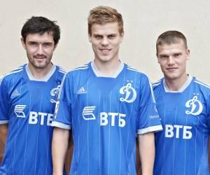 El Dinamo de Moscú ficha a Kokorin, Denisov y Zhirkov