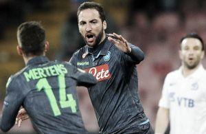 Dinamo Moscow (1) v (3) Napoli: Europa League preview