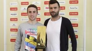 Diogo Jota, mejor jugador joven de marzo en la Liga NOS