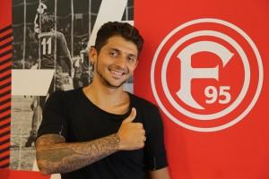 Fortuna Düsseldorf signMatthias Zimmermann on free transfer