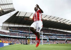Manchester City 0 - 1 Stoke City: Hughes has City singing the blues