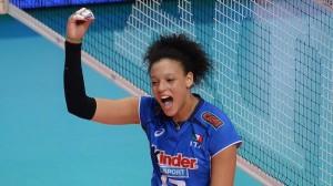 """Volley, Diouf a muso duro contro Bonitta: """"Non voglio più vederli, mai più in Nazionale"""""""