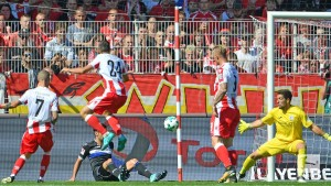 1. FC Union Berlin 1-1 Arminia Bielefeld: Both teams remain unbeaten