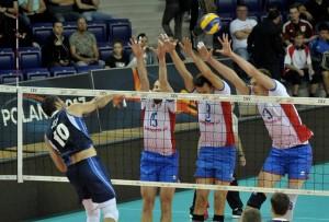 Volley M - La reazione dell'Italia vale il successo sulla Slovacchia e intanto l'accesso ai Playoff