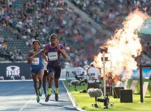 Atletica - Berlino: record sui 600 per la Semenya, asta a Kendricks, giavellotto a Vetter