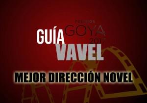 Camino a los Goya 2017: Mejor dirección novel