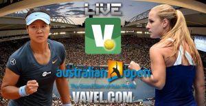 Final WTA Open de Australia 2014: Li vs Cibulkova en vivo y en directo online