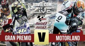 Resultado carrera de Moto3 del GP de Aragón 2015