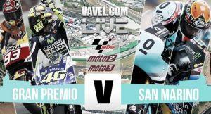 Resultado clasificación de Moto3 del GP de Misano 2015