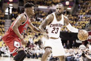 Resultado Chicago Bulls - Cleveland Cavaliers NBA 2015 (97-95)