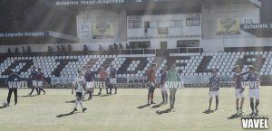 Toledo - Guadalajara, Segunda B en directo online (1-0)