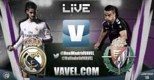 Live Real Madrid - Valladolid, diretta della partita di Liga spagnola