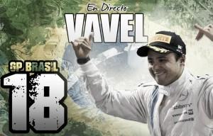 Resultado Entrenamientos Libres 3 del GP de Brasil de Fórmula 1 2015