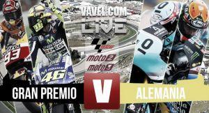 Resultado arrera de MotoGP del GP deAlemania 2015