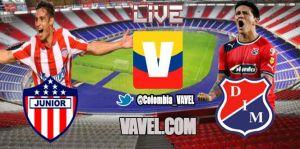 Junior vs. Medellín, Liga Postobón en vivo online