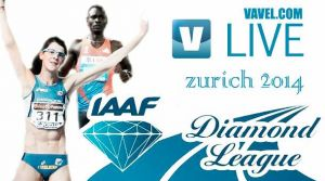 Resultado Diamond League Zurich 2014