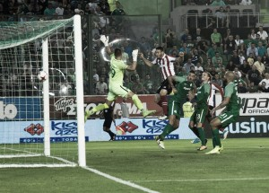 Resultado Athletic Club - Panathinaikos Europa League 2017 (1-0)