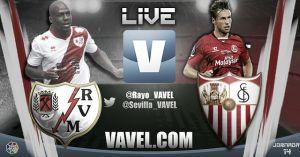 Rayo Vallecano vs Sevilla en vivo y en directo online