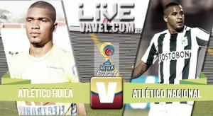 Resultado final Atlético Huila - Nacional(0-1)