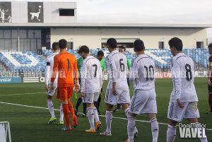 Real Madrid Castilla - Gimnástica Segoviana en directo online2015 (0-0)