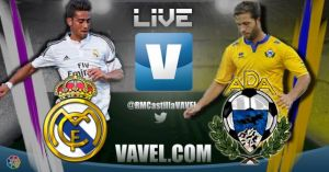 Real Madrid Castilla - AD Alcorcón en directo online