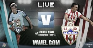 Celta de Vigo vs Almería en vivo y en directo online