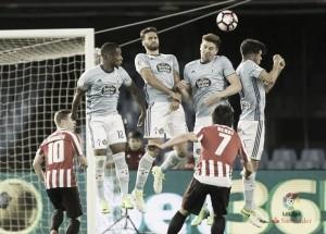 Resultado Celta de Vigo vs Athletic Club en La Liga 2017 (3-1)