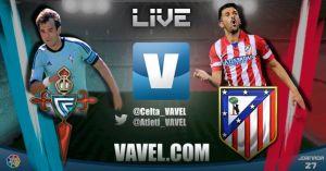 Resultado Celta de Vigo - Atlético de Madrid (0-2)