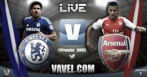 Partido Chelsea vs Arsenal en vivo y en directo online