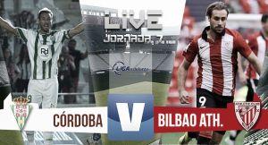 Córdoba vs Bilbao Athletic en Segunda División 2015 (1-0)