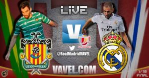 Cornellà vs Real Madrid en vivo online