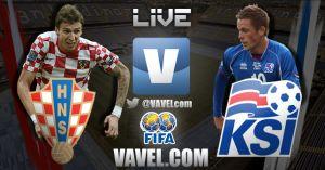 Croacia - Islandia  en directo