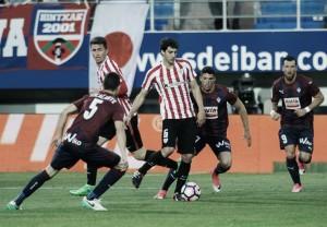 Resultado Eibar vs Athletic Club en La Liga 2017 (0-1)