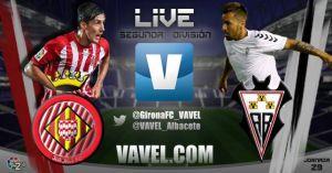 Resultado Girona FC vs Albacete Balompié en vivo (2-2)