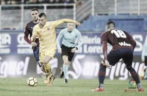 Resumen Girona vs Eibar en la Liga 2018 (1-4)