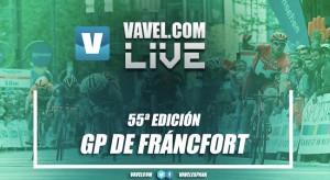 Resultado del GP de Fráncfort 2017: Kristoff cierra las clásicas con victoria