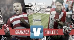 Resultado Granada vs Athletic de Bilbao en Liga BBVA 2015 (2-0): Success mató al Athletic