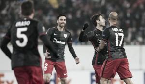 Resultado Hertha Berlín vs Athletic Club en UEFA Europa League 2017 (0-0)