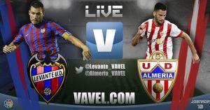 Resultado partido Levante vs Almería en vivo y en directo online