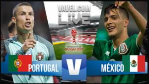 Resumen Portugal vs México Copa Confederaciones 2017 (2-2)