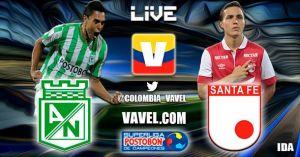 Nacional vs Santa Fe en vivo y en directo online en laSuperliga 2015