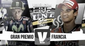 Clasificación GP de Francia de MotoGP en directo online 2016