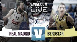 Resultado Real Madrid Baloncesto- Iberostar Tenerife en ACB 2015: festival ofensivo (112-89)