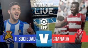Real Sociedad 3-0 Granada: solo hubo un equipo en el terreno de juego