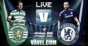 Sporting de Portugal vs Chelsea en vivo y directo online