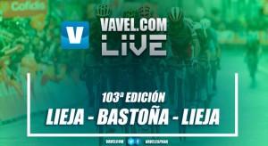 Resultado de la Lieja-Bastoña-Lieja 2017: la cuarta Lieja de Valverde