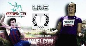 Zagreb Meeting IAAF 2014 en vivo y en directo